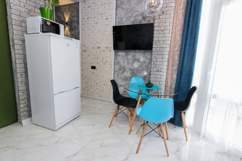 2-комн. квартира, 31 кв.м. на 4 человека, Черноморская набережная, 1Д, Феодосия - Фотография 2