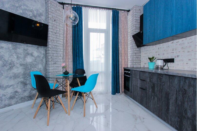 2-комн. квартира, 31 кв.м. на 4 человека, Черноморская набережная, 1Д, Феодосия - Фотография 1