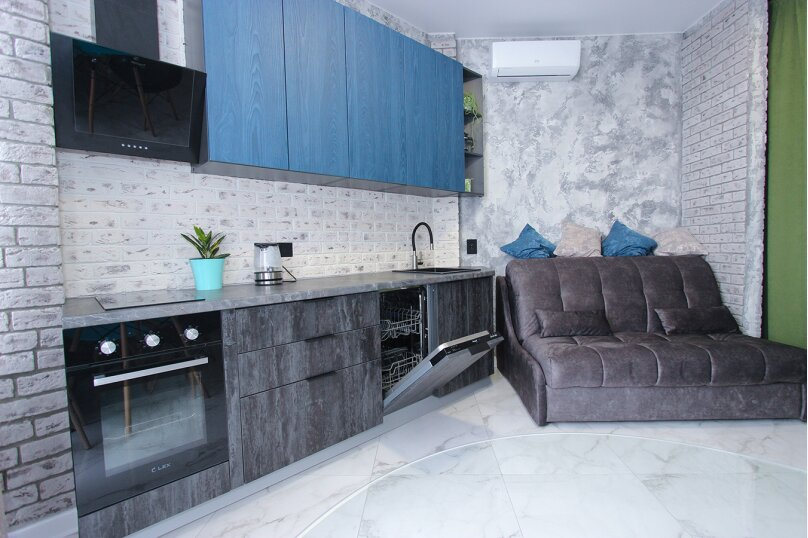 2-комн. квартира, 31 кв.м. на 4 человека, Черноморская набережная, 1Д, Феодосия - Фотография 5