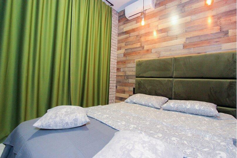 2-комн. квартира, 31 кв.м. на 4 человека, Черноморская набережная, 1Д, Феодосия - Фотография 11