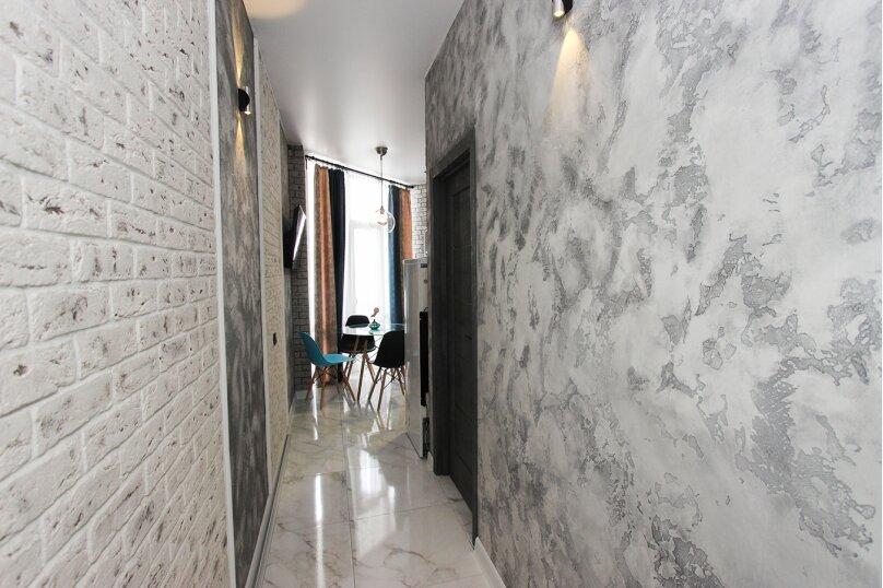 2-комн. квартира, 31 кв.м. на 4 человека, Черноморская набережная, 1Д, Феодосия - Фотография 13
