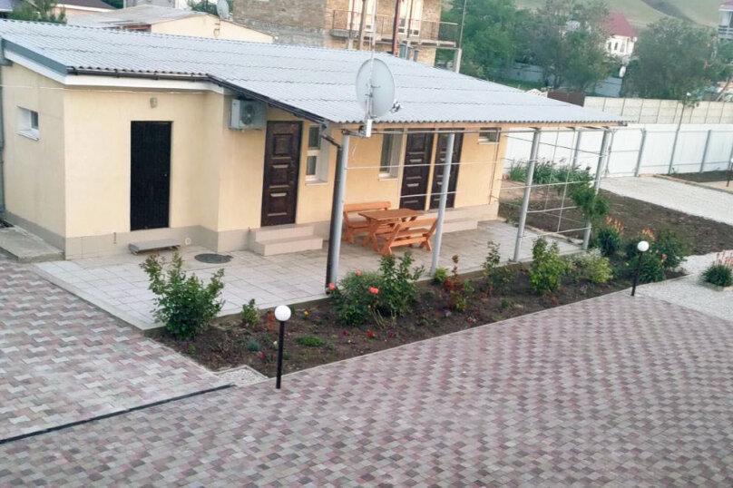 Домик - Апартамент, 55 кв.м. на 4 человека, 2 спальни, Подгорная улица, 16А, Новоотрадное - Фотография 2