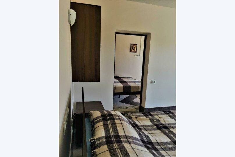 Домик - Апартамент, 55 кв.м. на 4 человека, 2 спальни, Подгорная улица, 16А, Новоотрадное - Фотография 10