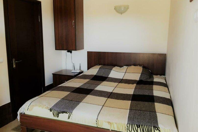 Домик - Апартамент, 55 кв.м. на 4 человека, 2 спальни, Подгорная улица, 16А, Новоотрадное - Фотография 11