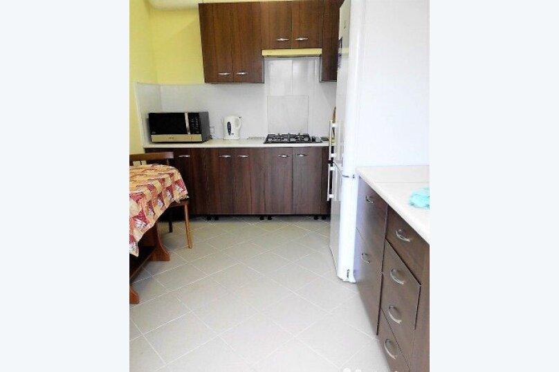 Домик - Апартамент, 55 кв.м. на 4 человека, 2 спальни, Подгорная улица, 16А, Новоотрадное - Фотография 13