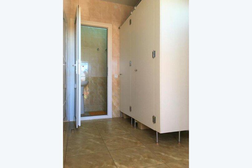 Домик - Апартамент, 55 кв.м. на 4 человека, 2 спальни, Подгорная улица, 16А, Новоотрадное - Фотография 14