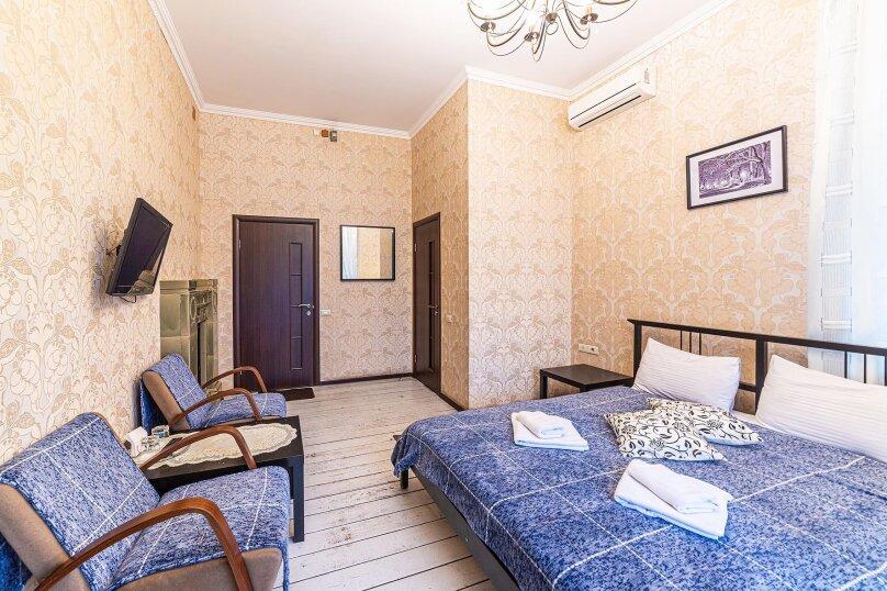 Стандартный номер с большой кроватью, улица Некрасова, 58, Санкт-Петербург - Фотография 1