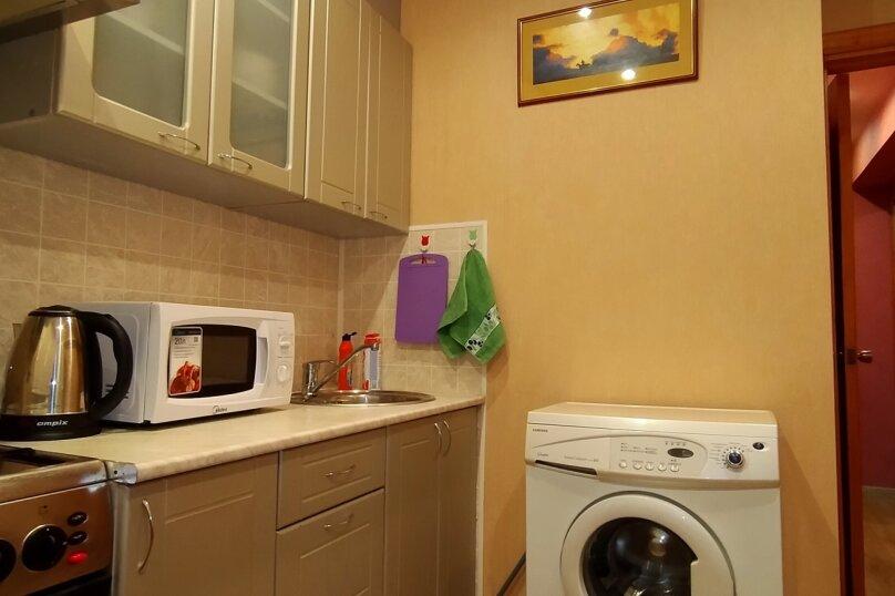 1-комн. квартира, 30 кв.м. на 4 человека, улица Ветошкина, 37, Вологда - Фотография 12