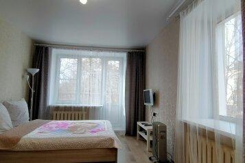 1-комн. квартира, 30 кв.м. на 4 человека, Предтеченская улица, 56, Вологда - Фотография 1