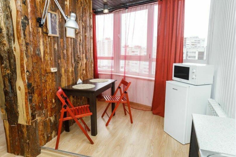 1-комн. квартира, 32 кв.м. на 4 человека, улица Щорса, 105, Екатеринбург - Фотография 10