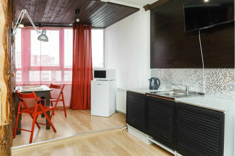 1-комн. квартира, 32 кв.м. на 4 человека, улица Щорса, 105, Екатеринбург - Фотография 12