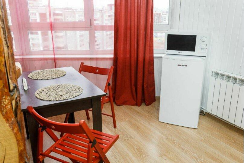 1-комн. квартира, 32 кв.м. на 4 человека, улица Щорса, 105, Екатеринбург - Фотография 15
