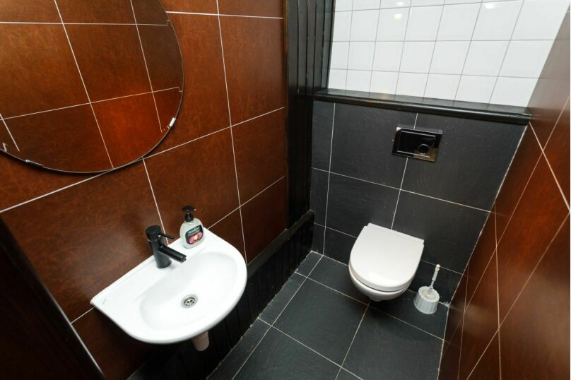1-комн. квартира, 32 кв.м. на 4 человека, улица Щорса, 105, Екатеринбург - Фотография 21