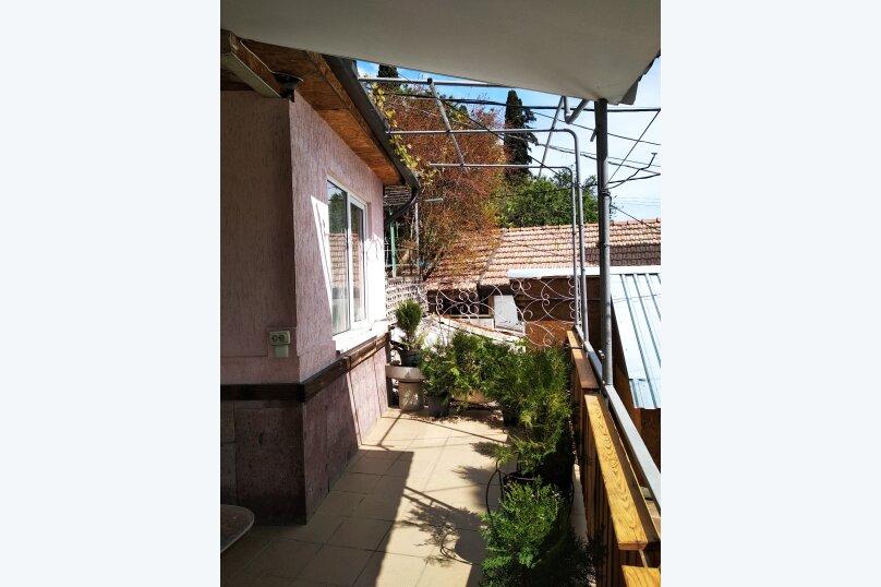 Дом, 20 кв.м. на 2 человека, 1 спальня, переулок Чехова, 4, Гурзуф - Фотография 3