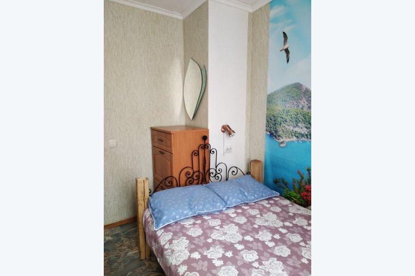 Дом, 20 кв.м. на 2 человека, 1 спальня, переулок Чехова, 4, Гурзуф - Фотография 4