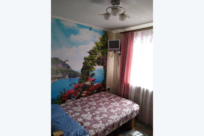 Дом, 20 кв.м. на 2 человека, 1 спальня, переулок Чехова, 4, Гурзуф - Фотография 6