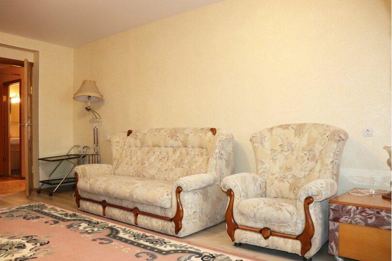 3-комн. квартира, 60 кв.м. на 4 человека, улица Сырникова, 25, Мирный, Крым - Фотография 10