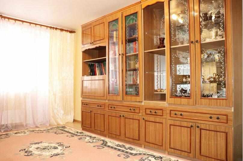 3-комн. квартира, 60 кв.м. на 4 человека, улица Сырникова, 25, Мирный, Крым - Фотография 11