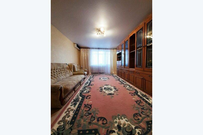 3-комн. квартира, 60 кв.м. на 4 человека, улица Сырникова, 25, Мирный, Крым - Фотография 12