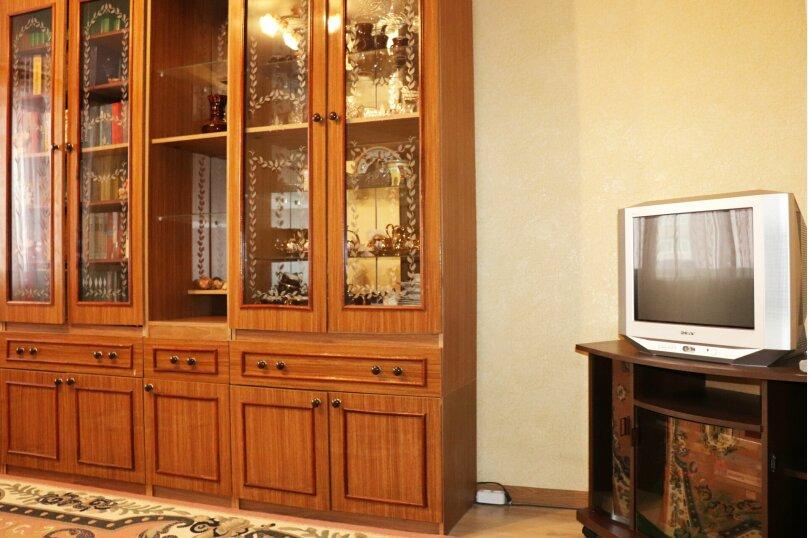 3-комн. квартира, 60 кв.м. на 4 человека, улица Сырникова, 25, Мирный, Крым - Фотография 13