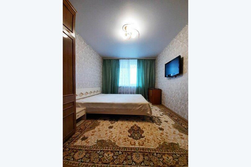 3-комн. квартира, 60 кв.м. на 4 человека, улица Сырникова, 25, Мирный, Крым - Фотография 14