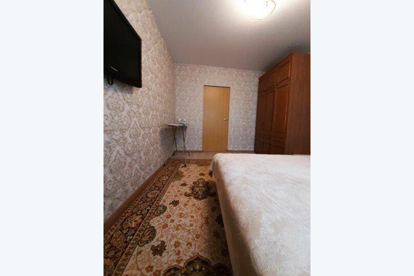 3-комн. квартира, 60 кв.м. на 4 человека, улица Сырникова, 25, Мирный, Крым - Фотография 16