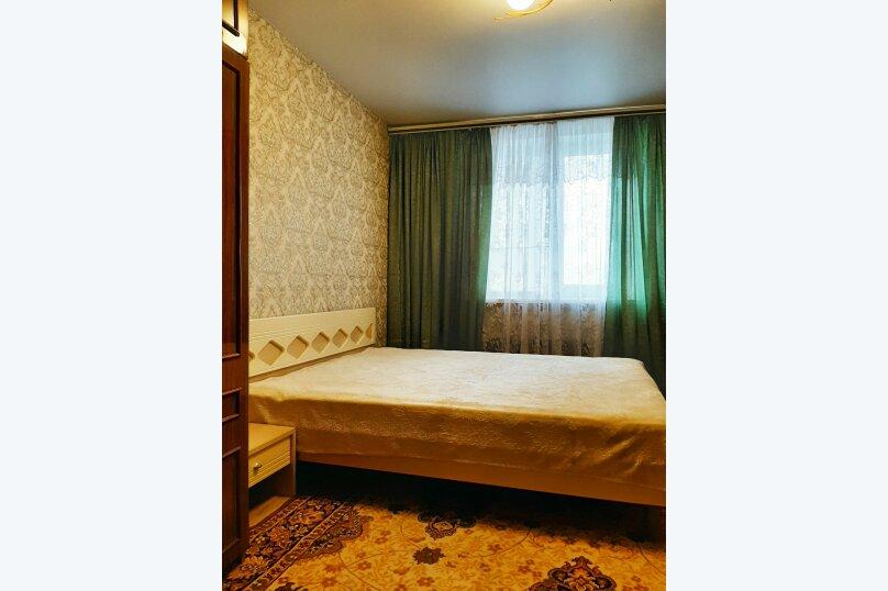 3-комн. квартира, 60 кв.м. на 4 человека, улица Сырникова, 25, Мирный, Крым - Фотография 18