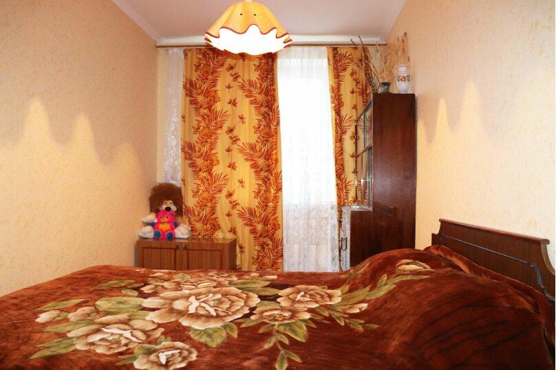 3-комн. квартира, 60 кв.м. на 4 человека, улица Сырникова, 25, Мирный, Крым - Фотография 19