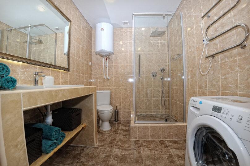 Трехкомнатный люкс, улица Анджиевского, 52, село Мысовое - Фотография 7