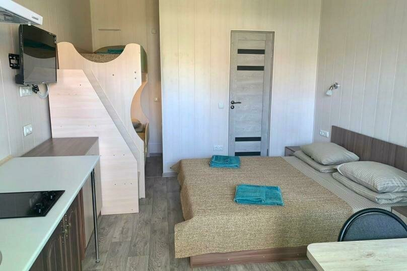 Отель Blue Sea, улица Анджиевского, 52 на 22 комнаты - Фотография 25
