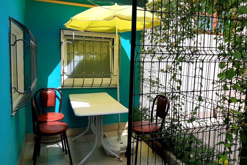 1-комн. квартира, 32 кв.м. на 4 человека, улица Дёмышева, 8, Евпатория - Фотография 18