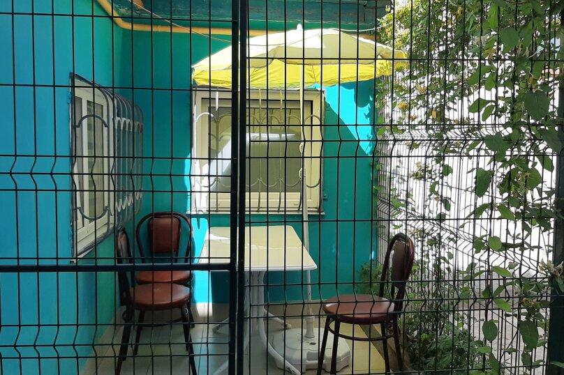 1-комн. квартира, 32 кв.м. на 4 человека, улица Дёмышева, 8, Евпатория - Фотография 22