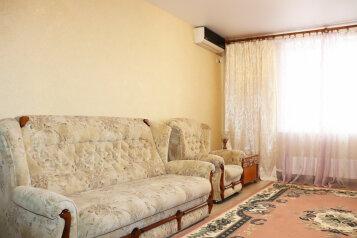 3-комн. квартира, 60 кв.м. на 4 человека, улица Сырникова, 25, Мирный, Крым - Фотография 1