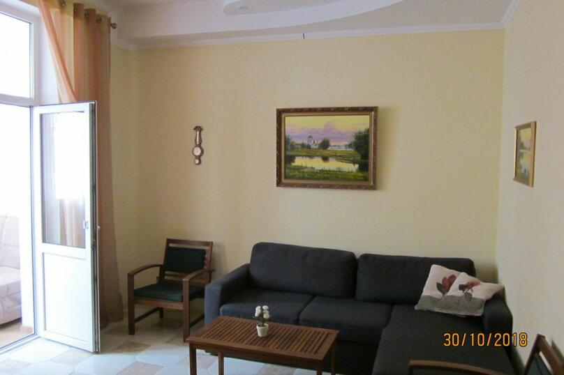 1-комн. квартира, 42 кв.м. на 4 человека, шоссе дражинского , 2а, Ялта - Фотография 7