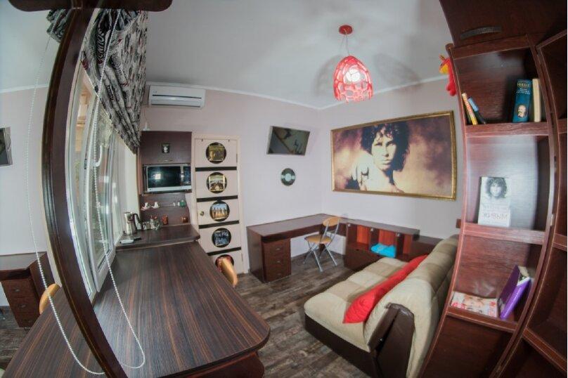 """""""Рок-Арт-Отель Hotel California"""", ул. Донецкая, 335 на 15 комнат - Фотография 106"""