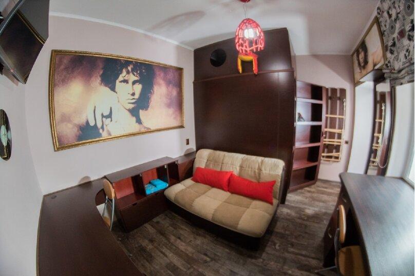 """""""Рок-Арт-Отель Hotel California"""", ул. Донецкая, 335 на 15 комнат - Фотография 107"""