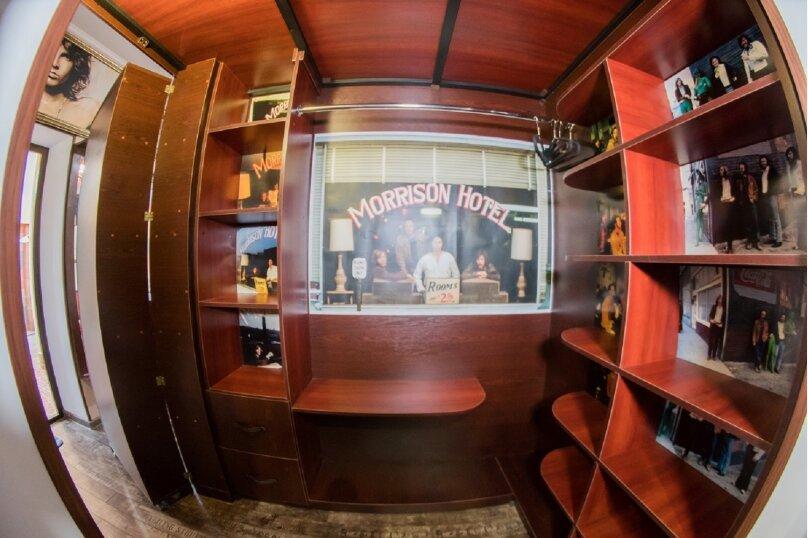 """""""Рок-Арт-Отель Hotel California"""", ул. Донецкая, 335 на 15 комнат - Фотография 111"""