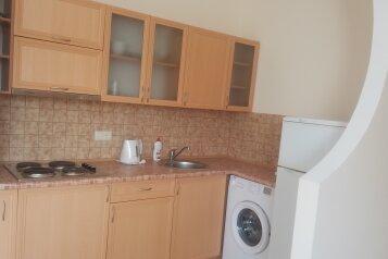 2-комн. квартира, 75 кв.м. на 4 человека, Набережная, 16и, Алушта - Фотография 1