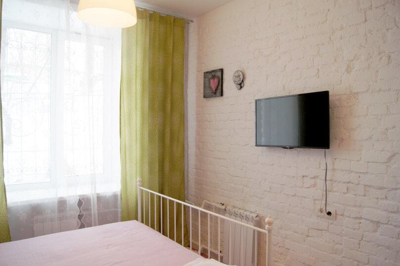 Двухместный с двуспальной кроватью эконом, улица Бойко-Павлова, 7, Хабаровск - Фотография 2