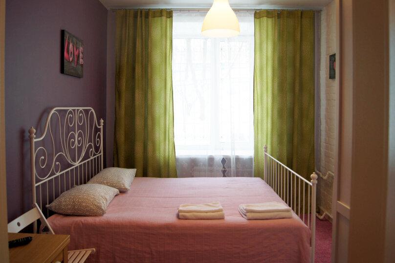 Двухместный с двуспальной кроватью эконом, улица Бойко-Павлова, 7, Хабаровск - Фотография 3