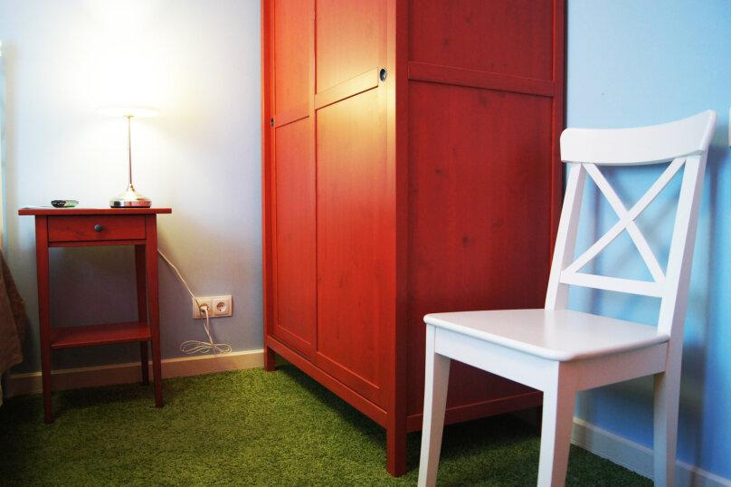 Двухместный с двуспальной кроватью эконом, улица Бойко-Павлова, 7, Хабаровск - Фотография 7