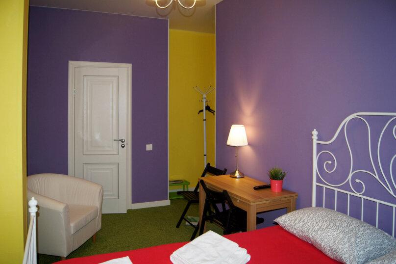 Двухместный с двуспальной кроватью стандарт, улица Бойко-Павлова, 7, Хабаровск - Фотография 2