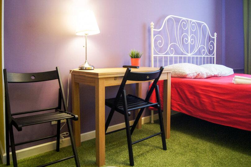 Двухместный с двуспальной кроватью стандарт, улица Бойко-Павлова, 7, Хабаровск - Фотография 4