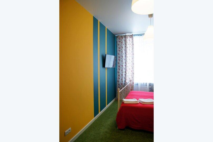 Двухместный с двуспальной кроватью стандарт, улица Бойко-Павлова, 7, Хабаровск - Фотография 5