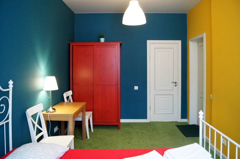 Двухместный с двуспальной кроватью стандарт, улица Бойко-Павлова, 7, Хабаровск - Фотография 6
