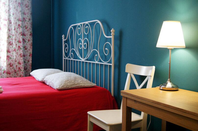 Двухместный с двуспальной кроватью стандарт, улица Бойко-Павлова, 7, Хабаровск - Фотография 7