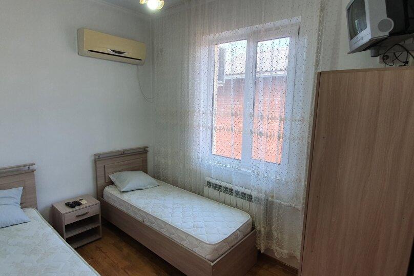 1-комн. квартира, 20 кв.м. на 2 человека, Красноармейская улица, 72, Витязево - Фотография 9