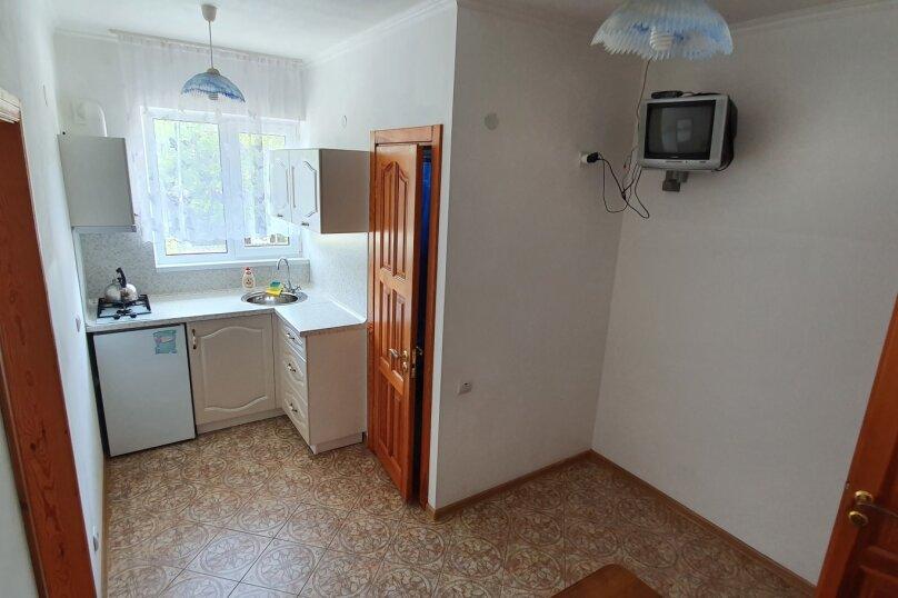1-комн. квартира, 27 кв.м. на 4 человека, Красноармейская улица, 72, Витязево - Фотография 11