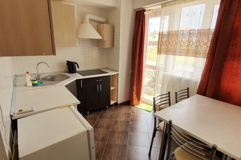 1-комн. квартира, 27 кв.м. на 3 человека, Красноармейская улица, 72, Витязево - Фотография 16