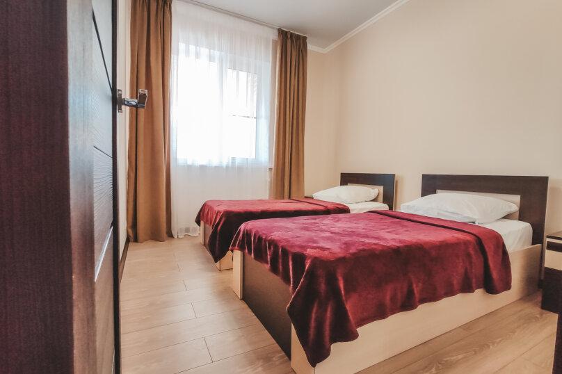 Апартаменты, 120 кв.м. на 8 человек, 3 спальни, Абрикосовая, 6, Прасковеевка - Фотография 3